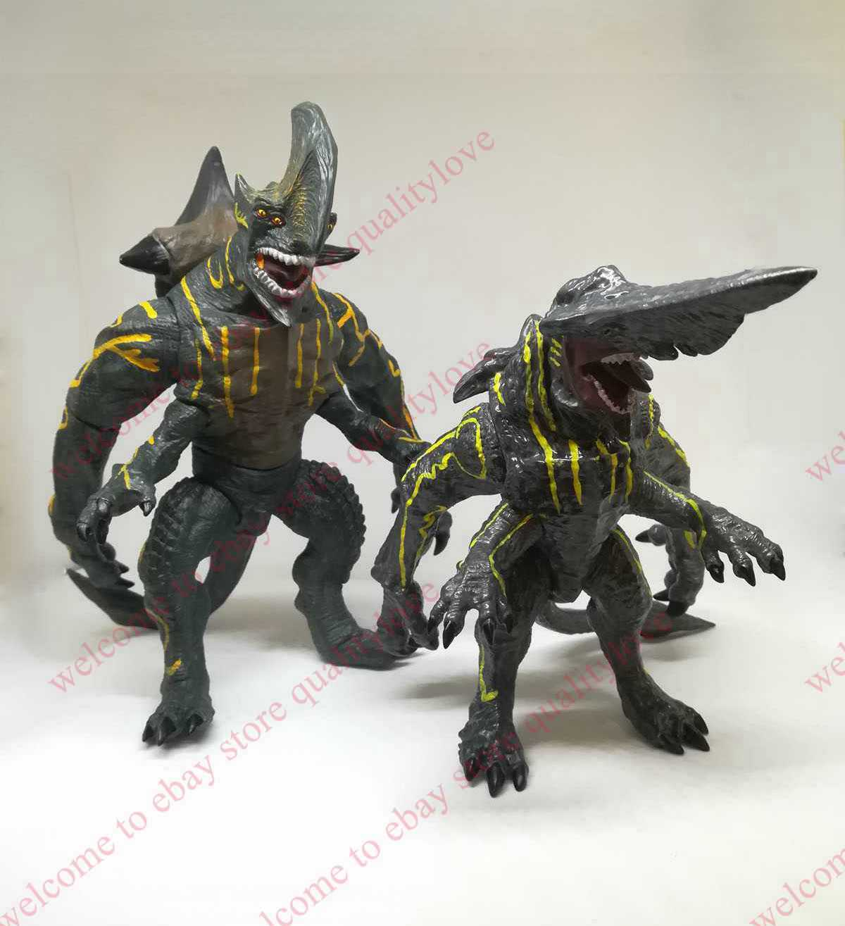 Pacific Rim Kaiju Knifehead   Trespasser Action Figure Statue Toy No Box