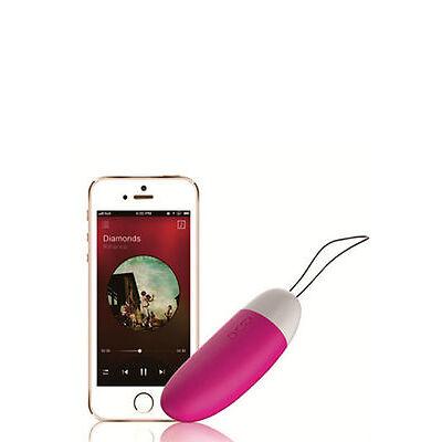 Smart Mini Vibe Pink Bluetooth Plus Huevo Vibrador (Teléfono movil)