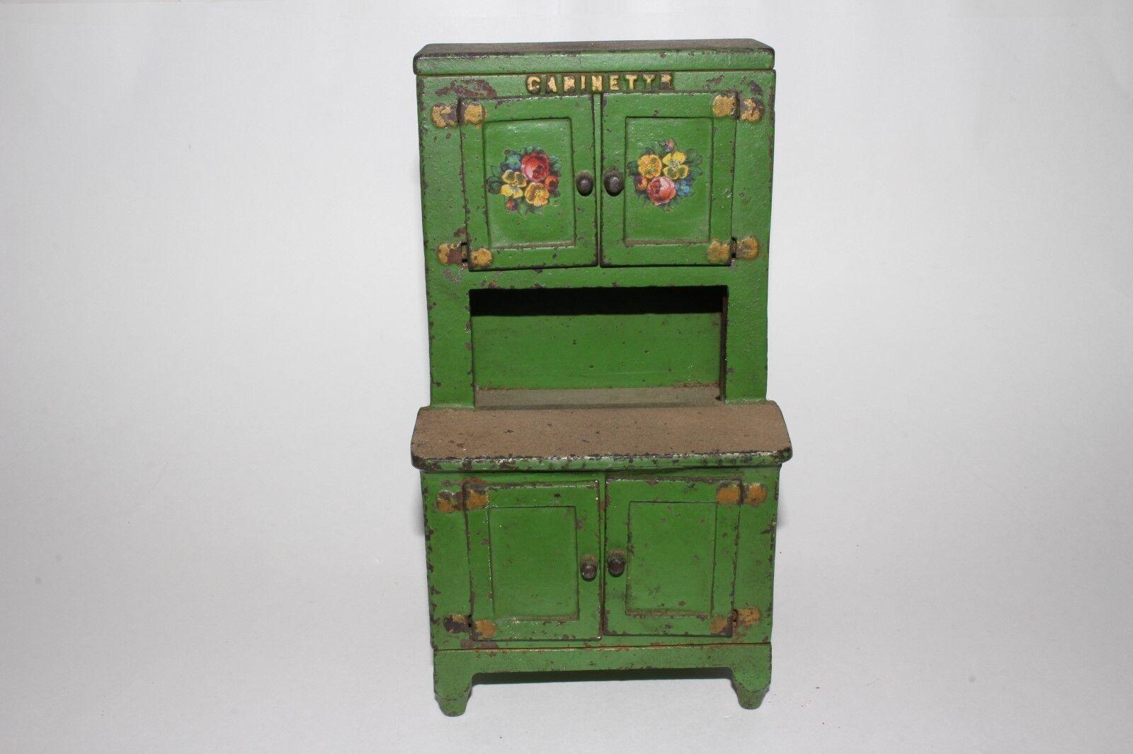 585ms Hubley Ghisa   Cabinette   Originale Adesivi e Pittura