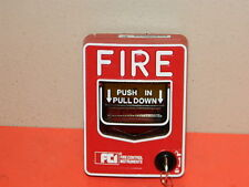 FCI GAMEWELL MS-7AF ADDRESSABLE FIRE ALARM PULL STATION