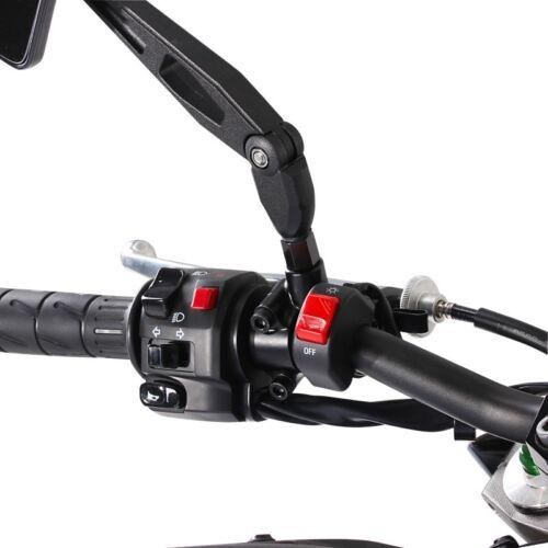 Zusatzscheinwerfer BMW R 1100 RT Lumitecs S1 ECE Halogen