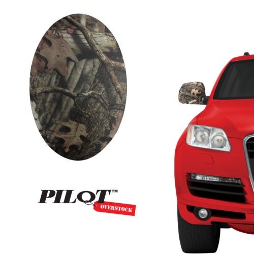 Fast US Seller Pilot Automotive Mossy Oak Camouflage Side Mirror Cover Pair