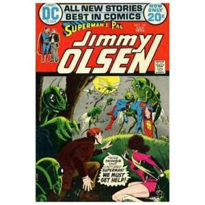 Superman-039-s-Pal-Jimmy-Olsen-1954-series-151-in-NM-minus-cond-DC-comics-58