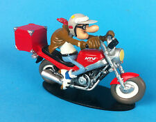 Moto Joe Bar Team  Raoul Mapoule Honda 650 NTV  1/18 figurine