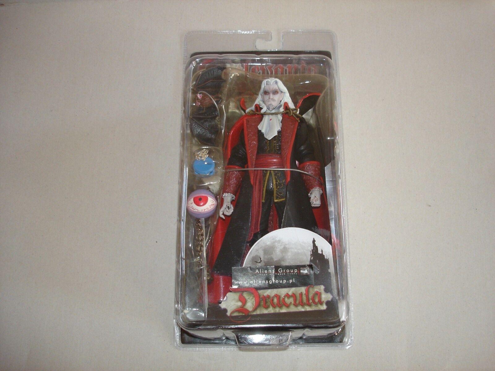 Castlevania - DRACULA Closed Mouth variant Action Figure NECA 7  18cm - New RARE
