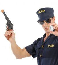 Toy Gun Plastic Revolver Magnum .44 Dirty Harry Fancy Dress Pistol Halloween