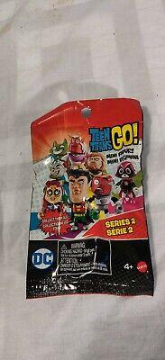 Series 2 Mini Figure Teen Titans Go TRIGON Blind Bag New SEALED