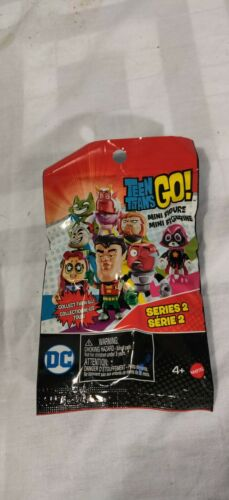 Series 2 Mini Figure aveugles sac neuf scellé *** LIVRAISON GRATUITE *** Teen Titans Go