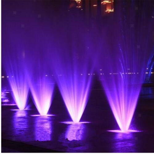 Messing Spalte Wasserfontäne Düse Sprinkler Sprühkopf Teich Garten