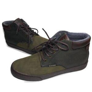 Tommy Hilfiger Mens Chukka Boots Pastol