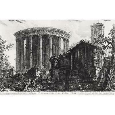 8. (Architecture) 5 Pieces. Engravings. Piranesi, Giovanni Batista. [Vedut... Lot 8
