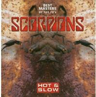 Scorpions Hot & slow-Best masters of the 70's (1998) [CD]