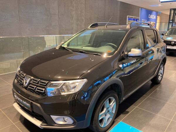 Dacia Sandero Stepway 0,9 TCe 90 billede 0