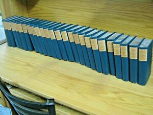 26-VOLUME-LOT-of-W-M-Thackeray-Works-Books-Edition-de-Luxe-C-L-Bowman-NY