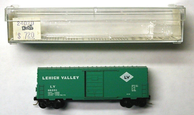 MTL Micro-Trains 24020 Lehigh Valley LV 66201