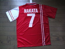 Perugia #7 Nakata 100% Original Jersey M 1998/99 Still BNWT NEW Japan Soccer