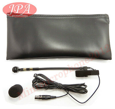 Pro Musical Instrument Clip On Mic JPA Saxophone Microphone For AKG Wireless Mic