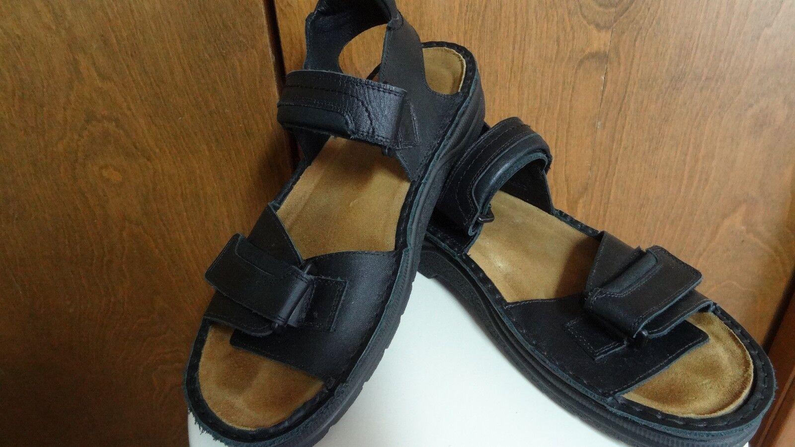Naot Leather Sandal's, 44 EU