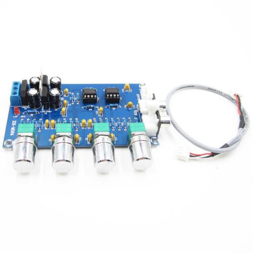 NE5532 Tone Stereo Pre-amp Preamplifier  Board  AC Amplifier Board 12-15V TZ J6P
