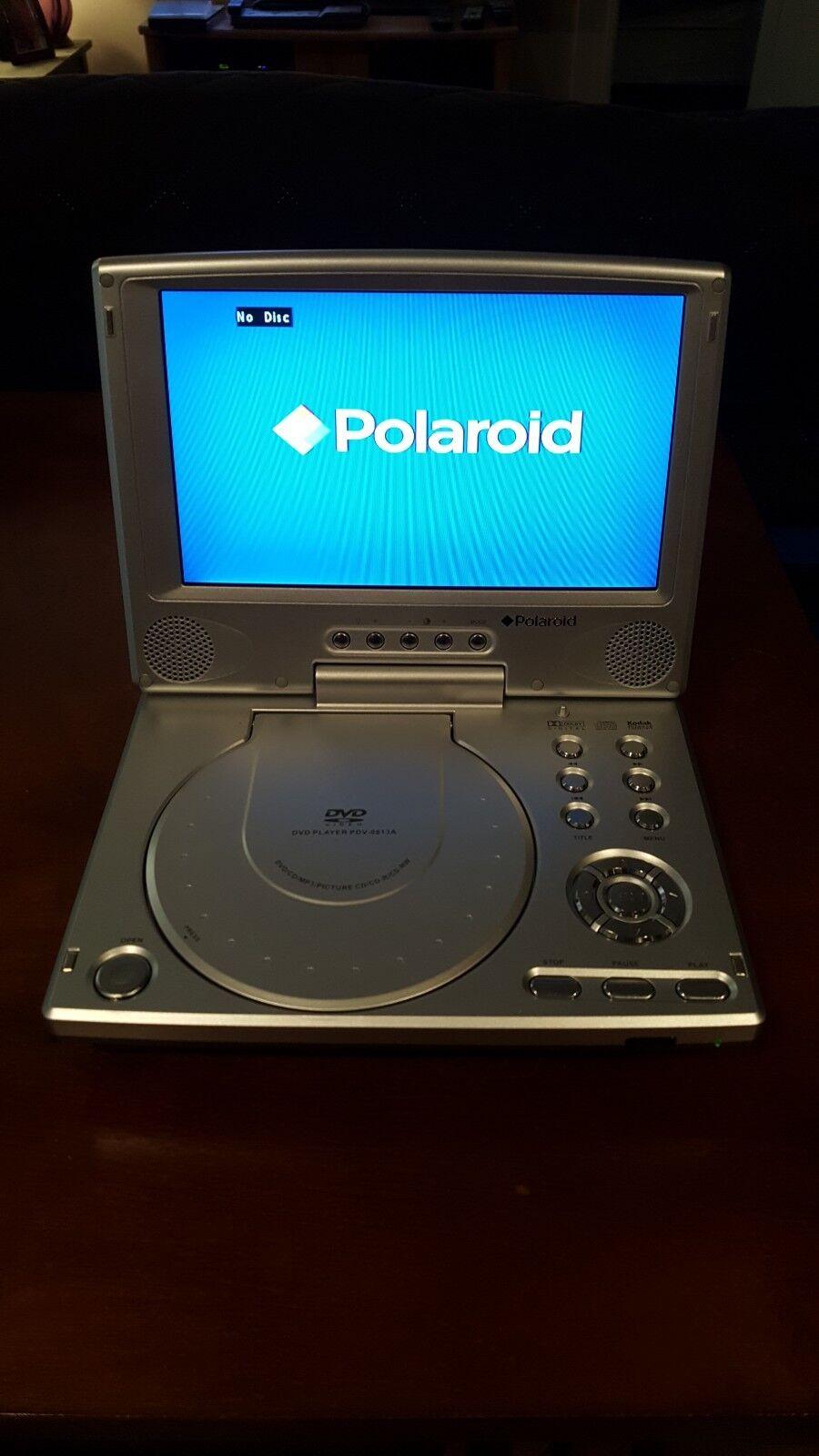 Polaroid PDM-0711 Portable DVD Player (7\