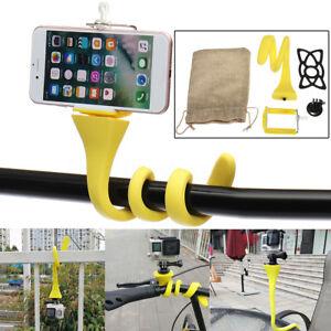 Flexible-Banana-Snake-Pod-Tripod-Mount-Selfie-Stick-Octopus-Phone-Camera-Go-Pro