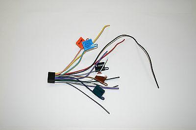 Kenwood Original Wire Harness Dnn770hd Dnn990hd Dnx570hd Dnx690hd Ebay
