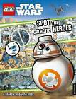LEGO Star Wars: Spot the Galactic Heroes a Search-and-Find Book by Egmont UK Ltd (Paperback, 2016)