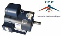 5 Hp Leeson Motor Eléctrico Monofásico De Compresor Marco 184t C184k17db31a 230v