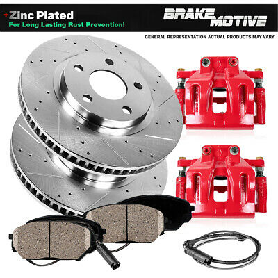 A-Premium Brake Caliper with Bracket Compatible with Toyota Avalon 1996-1999 Rear Side 2-PC Set