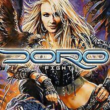 Fight-von-Doro-CD-Zustand-gut