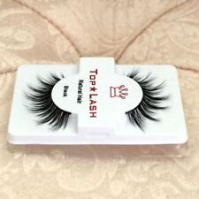 0bf5f58b711 Human Hair Flutter Wispy False Eyelashes Like Huda Red Cherry Lashes /MY