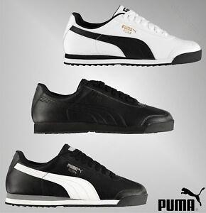Mens-Puma-Everyday-Panle-Lace-Roma-Basic-Trainers-Footwear-Sizes-UK-7-12