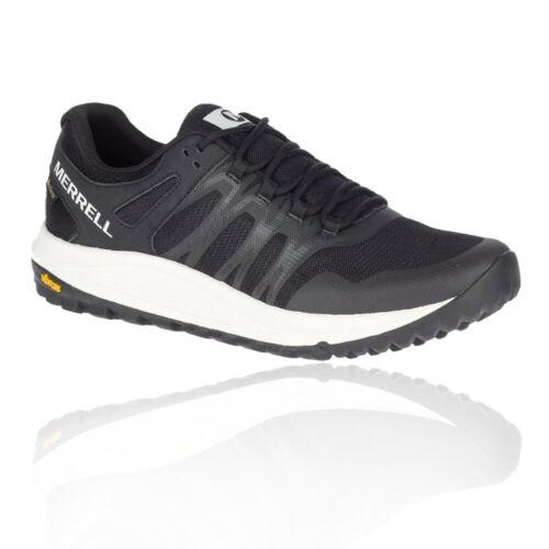 Merrell Mens Nova GORE-TEX Trail Running Shoes Trainers Sneakers Black Sports
