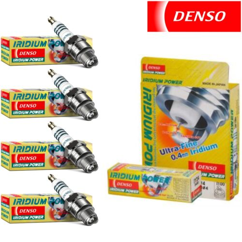 4 pcs Denso Iridium Power Spark Plugs 2006-2007 Mazda 6 2.3L L4 Kit Set Tune