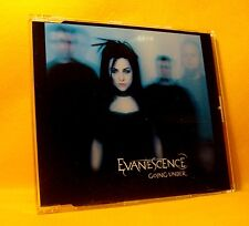 MAXI PROMO Single CD Evanescence Going Under 1TR 2003 Alternative Rock RARE !