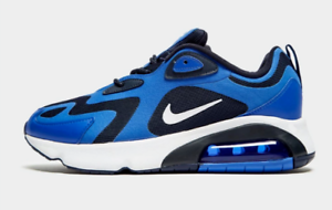Nike Air Max 200 Blue//White Mens Trainer All Sizes Limited Stock Genuine /& Rare
