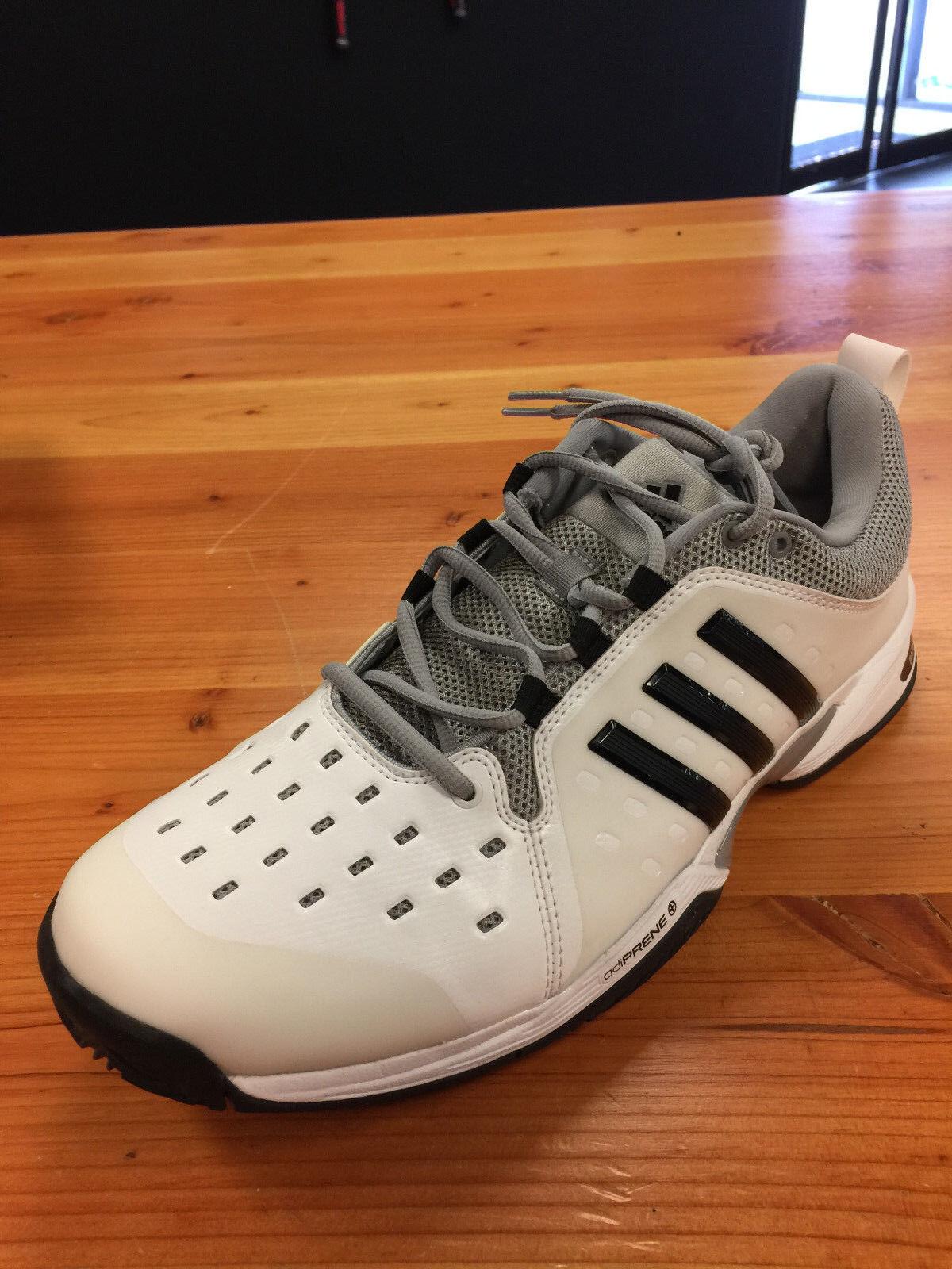 Men's Adidas Barricade Barricade Barricade Classic Preowned Tennis Shoe Size 12.5 5f6438