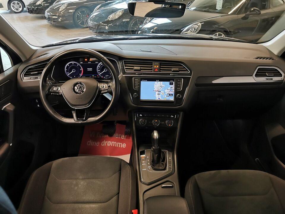 VW Tiguan 2,0 TDi 150 Highline DSG Diesel aut. Automatgear