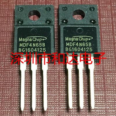 5PCS X MDF4N65B TO220 MAGNACHI