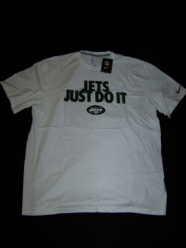 Nike Men's New York Jets Just Do It Shirt NWT