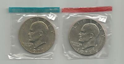1972 P+D UNCIRCULATED ROOSEVELT DIMES NICE COIN STILL IN MINT CELLO L@@K