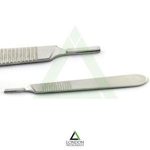 Scalpel-Handle-No-3-BP-Handle-Fully-Autoclavable-Blade-Holder-Stainless-Steel-CE