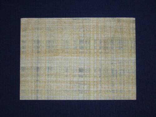 echter ägyptischer Papyrus in Premium Qualität ~5 Blätter~ handgemacht vegan