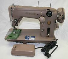 VINTAGE SINGER 306W SEWING MACHINE INDUSTRIAL HEAVY DUTY