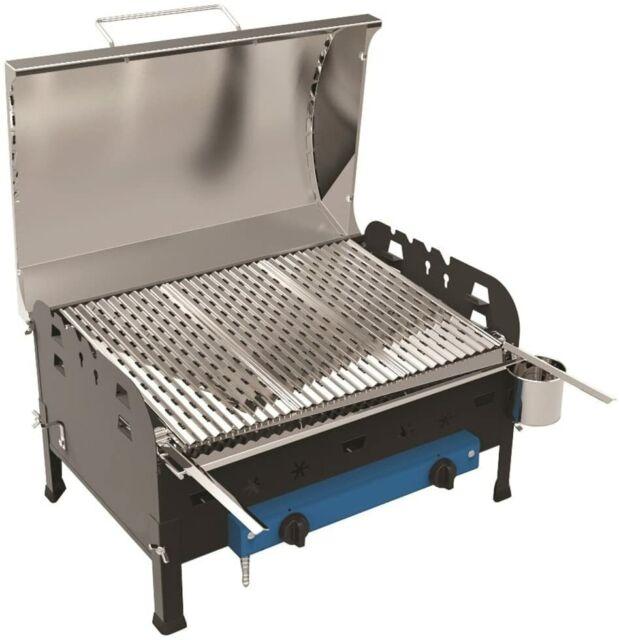 Ferraboli Ibiza 58 x 55 x 69 cm Barbecue a Gas con Roccia Lavica – Nero ( 71A) Offerte e sconti
