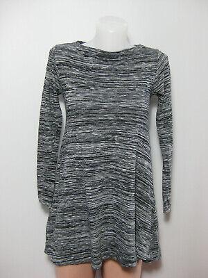 * Zara Trafaluc * Donna-maglione Tg S Grigio-melliert * Molto Bene *-mostra Il Titolo Originale