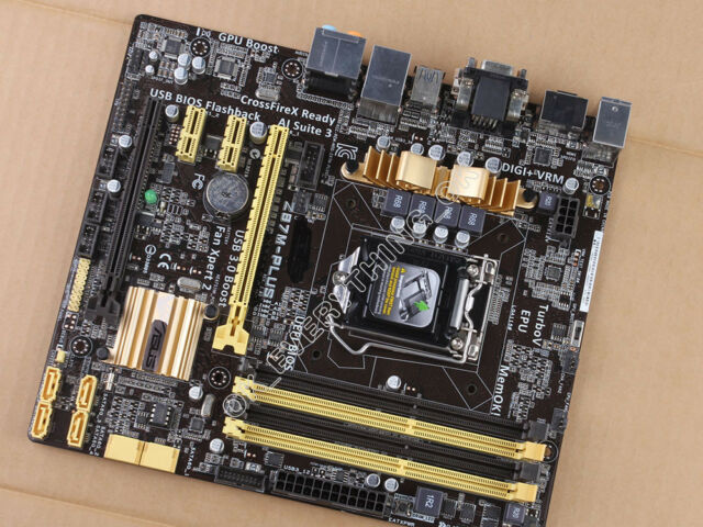 ASUS Z87M-PLUS REALTEK LAN WINDOWS 7 X64 TREIBER