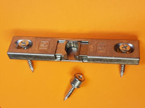 SI AUBI 1361 Tür-Schnäpper für Balkontür Terrassentür Türhalter Tür-Schnäpper