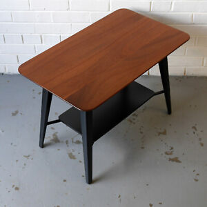 Details About Peter Hayward For Vanson Mahogany Coffee Lamp Table G Plan Heals Mid Century
