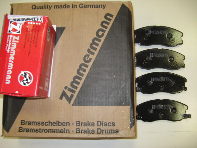 Original Opel gm bremsenkit delantera discos de freno pastillas freno Astra H Zafira B 1515021